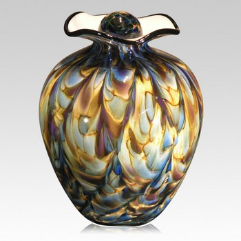 Maila Glass Cremation Urn