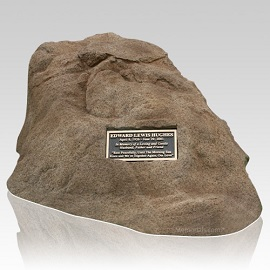 A cremation memorial rock can help create a befitting and unforgettable tribute