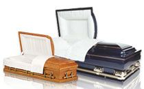 A Collage of Our Caskets