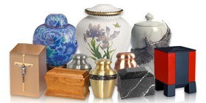 A Collage of Our Cremation Urns