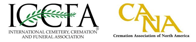 Memorials.com is a Member of the Cremation Association of North America and the International Cemetery and Funeral Association