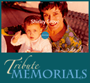 Create a memorial website for your loved one at Tribute Memorials