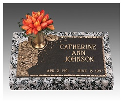 Bronze is an ideal material for memorials as it is durable and affordable.