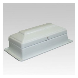 A casket burial vault will protect the casket from the pressure of being interred
