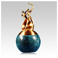 A companion cremation urn can be a great comfort in the grieving process.
