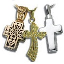 Cremation jewelry offer portable memorials that will be close for comfort at all times