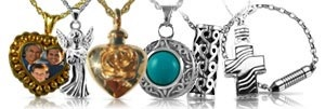 Cremation Jewelry can ease grief for many and holds a special meaning forever