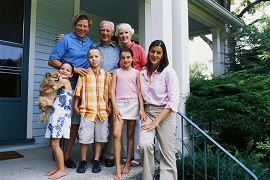 Burial insurance covers the cost of a person's final arrangments.