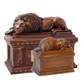 Funeral urns are vessels that are appropriate for display in a memorial ceremony