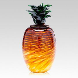 When handled properly glass cremation urns can last for decades and longer
