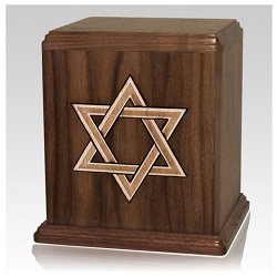Religions urns honor several different traditions