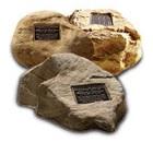 Memorial Rocks will create beautiful tributes that honor life