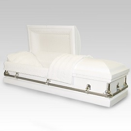 Metal caskets will protect the earthly essence longer than many other casket types