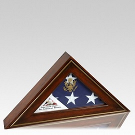 A military flag display case will protect the honor that every Veteran or Fallen Hero has earned