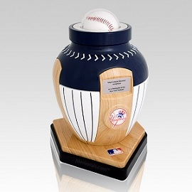 Outdoor and Sport themed urns can create an unforgettable final remembrance