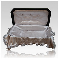A proper pet casket can provide peace of mind