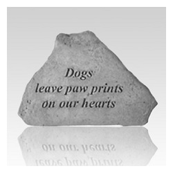 A pet keepsake can be a comforting gift while grieving the loss of a pet