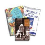 Books that cover the topic of pet loss can help those who are grieving for their companion