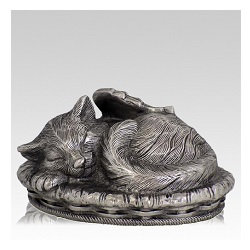 A pet memorial can help soften the blow of the loss of a companion animal