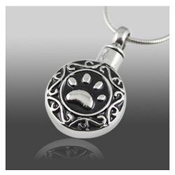 Pet memorial ideas help in coping with the loss of a pet pet cremation jewelry can be a simple yet powerful tool in grieving the loss of a aloadofball Images