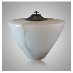 Prices for urns can vary greatly depending on the materials and make of the urn