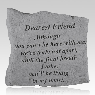 Dearest Friend You Cant Be Here