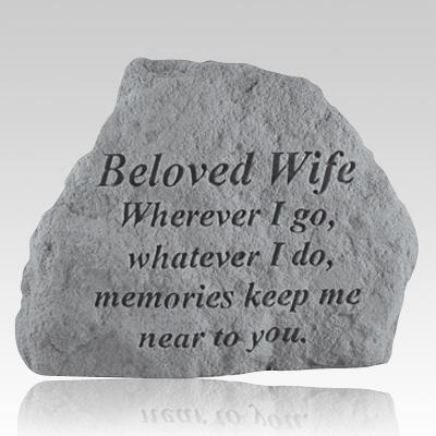 Beloved Wife Wherever I Go Rock