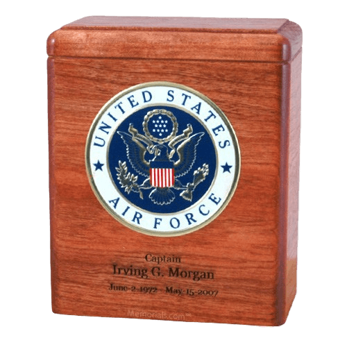 Freedom Cherry Air Force Urn