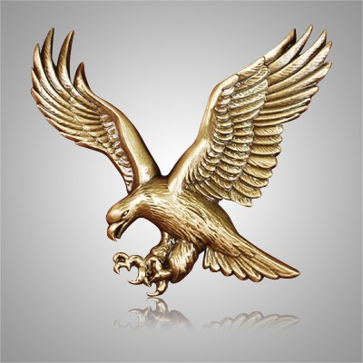 photo stock heraldic with eagle alamy photos images golden medallion image