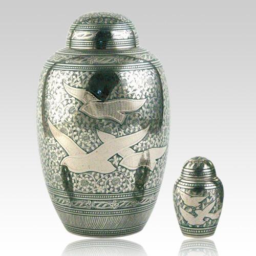 Loving Doves Cremation Urns