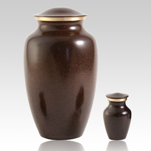 Brown Earthtone Urns