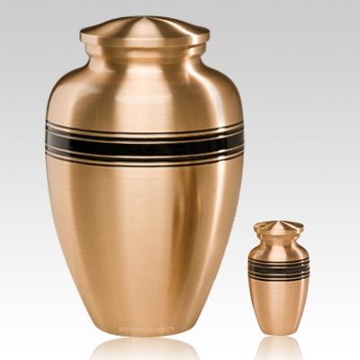 Bronze Grecian Cremation Urns