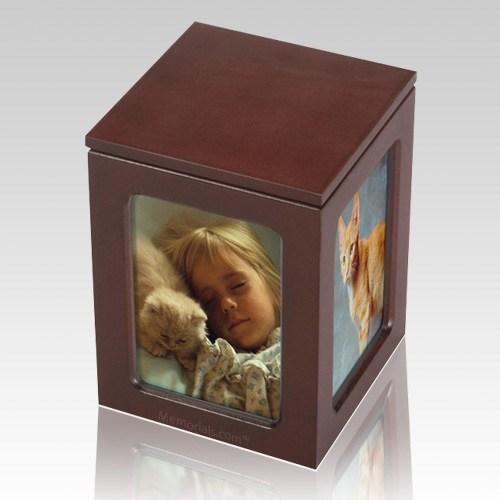Photo Dog Cremation Urn