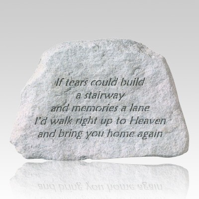Tears to Heaven Memorial Stone