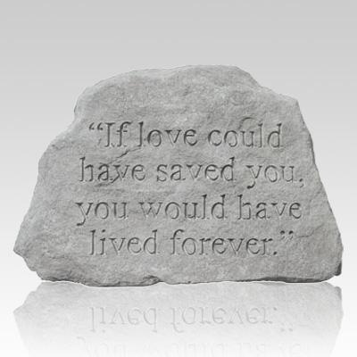 Love You Always Memorial Stone