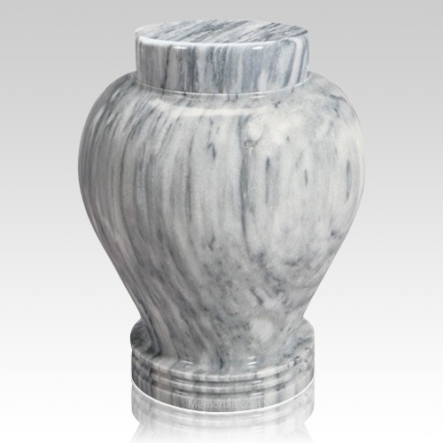 Rambler Large Marble Cremation Urn