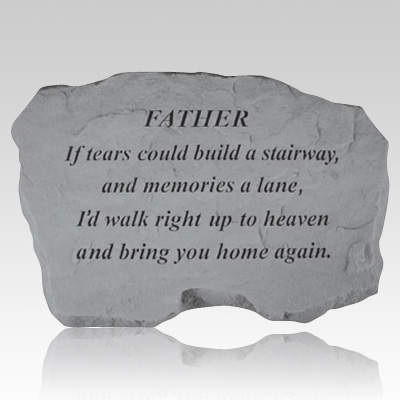 Father If Tears Could Build