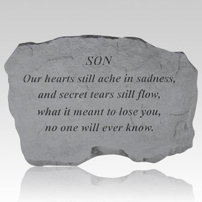 Son Our Hearts Still Ache Stone
