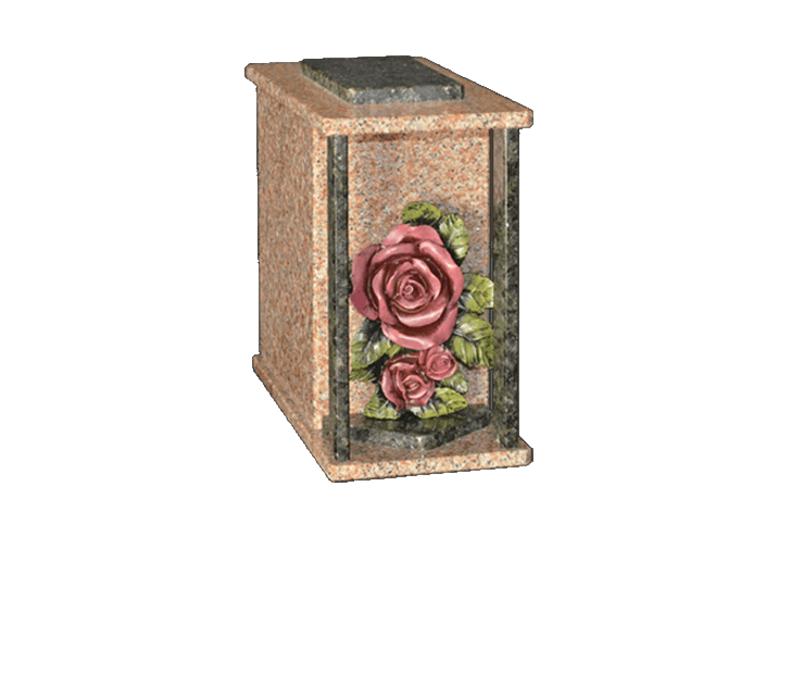 Aleta Granite Cremation Urn
