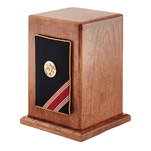 Allegiance Army Military Urn