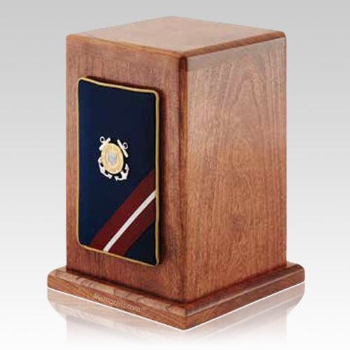 Allegiance Navy Military Urn
