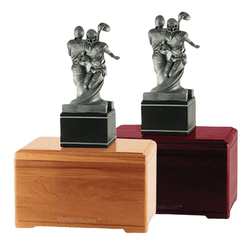 American Football Cremation Urns