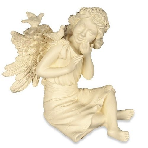 April Mini Angel Keepsake