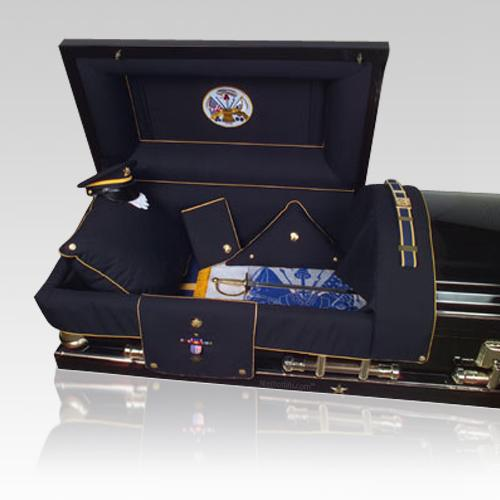 Army Military Burial Casket