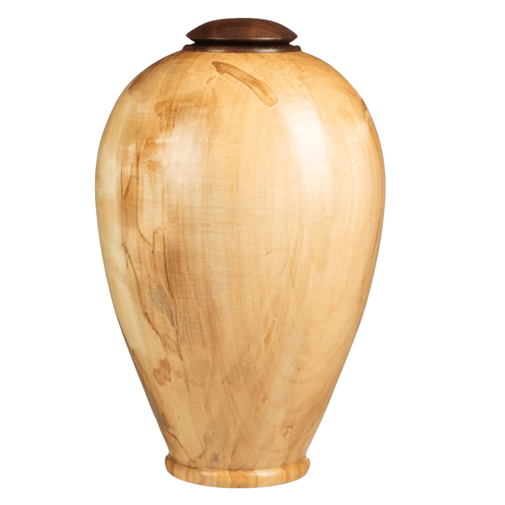 Atohi Wood Cremation Urn