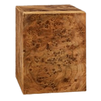 Augusto Wood Cremation Urn