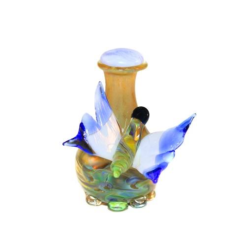Azure Butterfly Tear Bottle