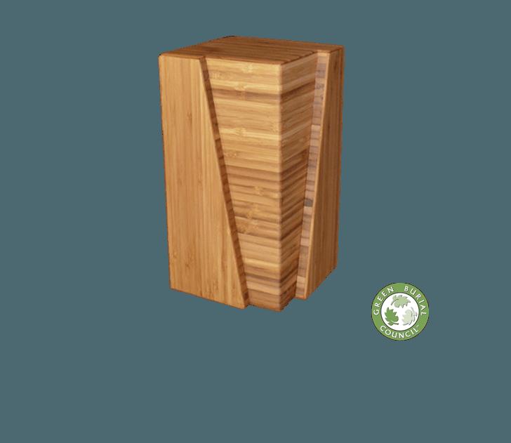 Bamboo Kali Cremation Urn