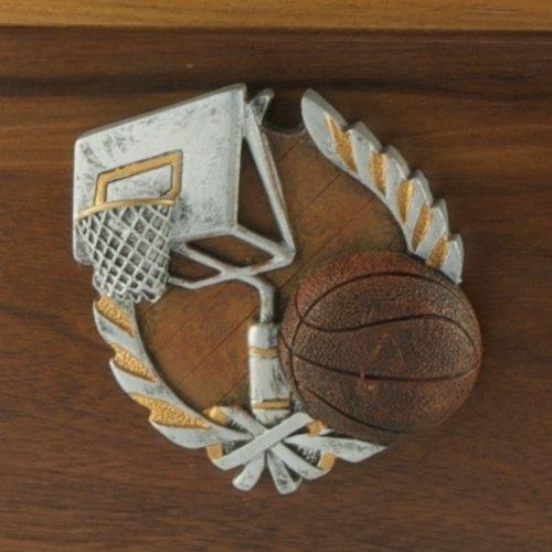 Basketball Fan Rosewood Cremation Urn