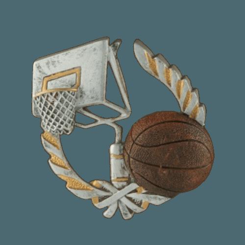 Basketball Fan Cherry Cremation Urn